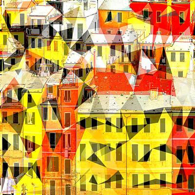 Ebirdsl Digital Art - Cinque by Ilias Athanasopoulos
