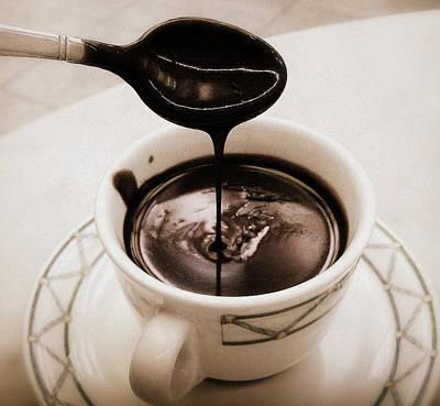 Cioccolata Calda Art Print