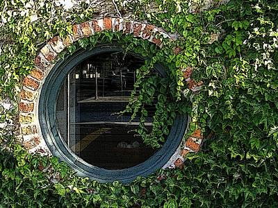 Circle Encircled Original