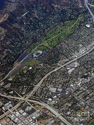 Photograph - City From Above by Ausra Huntington nee Paulauskaite