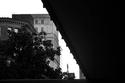 Photograph - City Hall From The Mall by Andrew Dinh