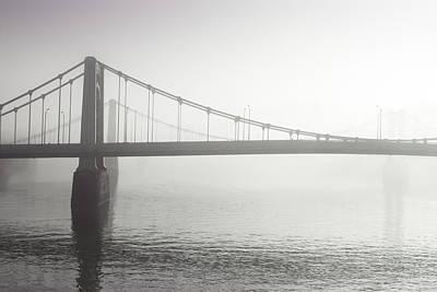 Photograph - City Of Bridges by Jason Heckman