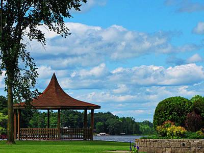 Photograph - City Park by Ms Judi