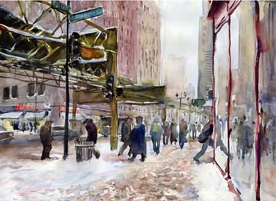 City Snow Original