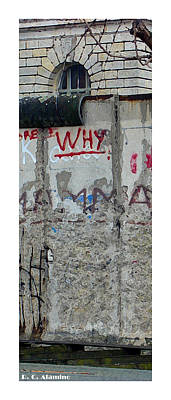 Citymarks Photograph - Citymarks Berlin by Roberto Alamino