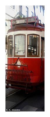 Citymarks Lisbon Art Print