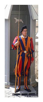Citymarks Photograph - Citymarks Vatican by Roberto Alamino