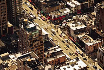 Cityscape Art Print by Andreas Schott (Bonnix)