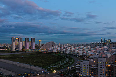 Photograph - Cityscape by Michael Goyberg