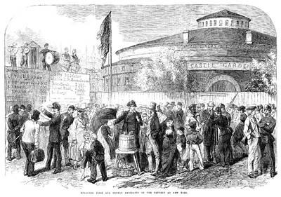Civil War: Recruitment Art Print by Granger