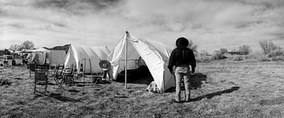 Photograph - Civil War Reenactor Socorro by Jan W Faul