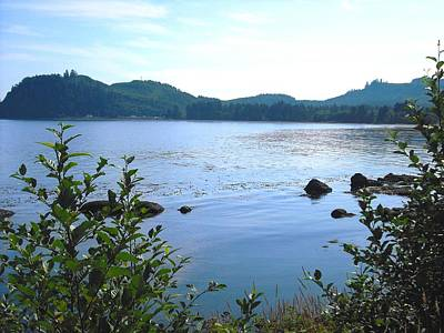 Photograph - Clallam Bay by Kelly Manning