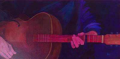Painting - Clapton by Debi Starr