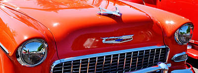 Photograph - Classic 1955 Chevrolet by Ansel Price