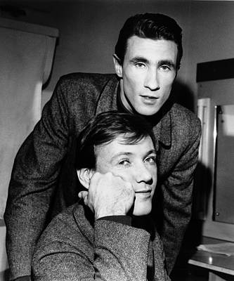 Photograph - Classic 60's - Righteous Brothers by Chris Walter