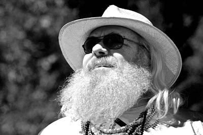 Photograph - Classic Beard by Eric Tressler