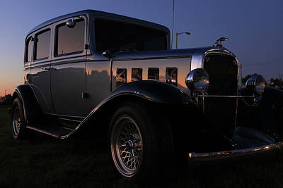 Photograph - Classic Chevrolet by Scott Hovind