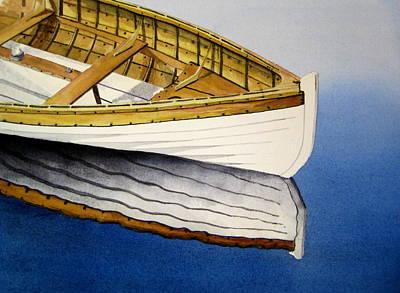 Classic Art Print by Stephen Abbott