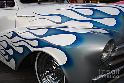 Photograph - Classic Vintage Automobile by Nick Jene