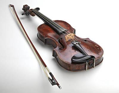 Classical Violin Instrument Original by Bombaert Patrick