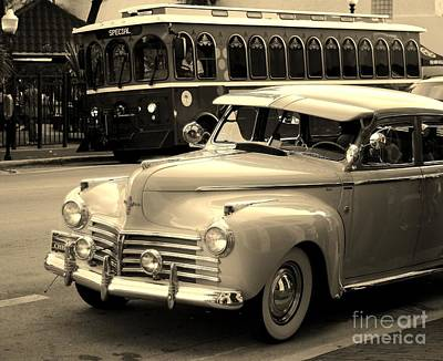 Photograph - Classy 40's by Rene Triay Photography