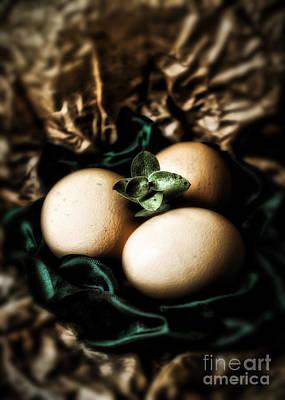Photograph - Classy Easter 1 by Danuta Bennett