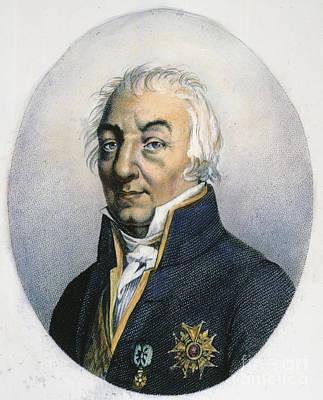 Claude Louis Berthollet Art Print by Granger