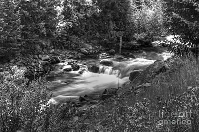 Photograph - Clear Creek by David Bearden