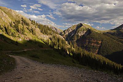Photograph - Clear Lake Road by Jonas Wingfield