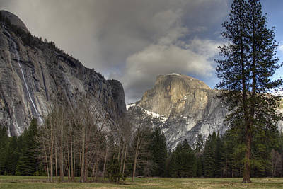 Photograph - Clearing At Half Dome by Wes and Dotty Weber