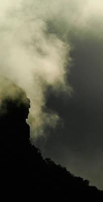 Photograph - Clifface by Alistair Lyne