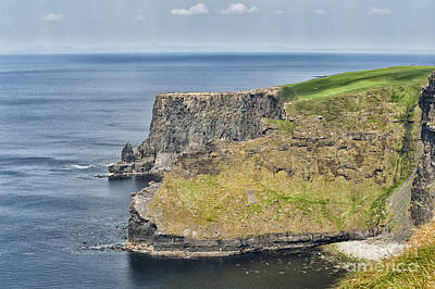 Photograph - Cliffs Of Moher Beauty by Cheryl Davis