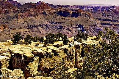 Climbing The Grand Canyon Original