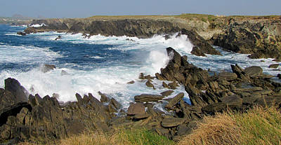 Art Print featuring the photograph Clogher by Barbara Walsh