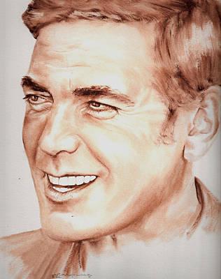 Clooney Original by Karl Opanowicz