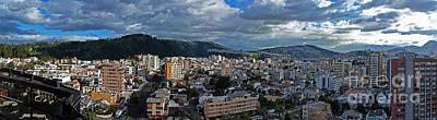 Close Of Business - Quito - Ecuador Art Print