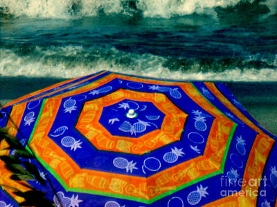 Close To The Ocean Art Print by Susanne Van Hulst