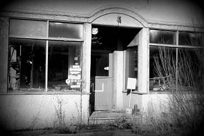 Photograph - Closed by Dakota Light Photography By Dakota
