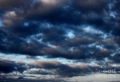 Photograph - Cloud Cover by Erica Hanel