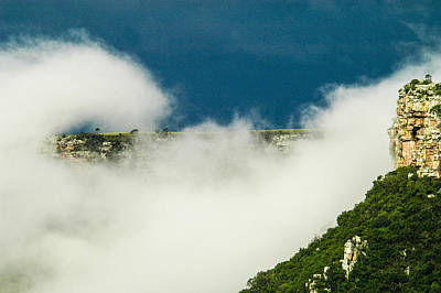 Photograph - Cloud Curl by Alistair Lyne