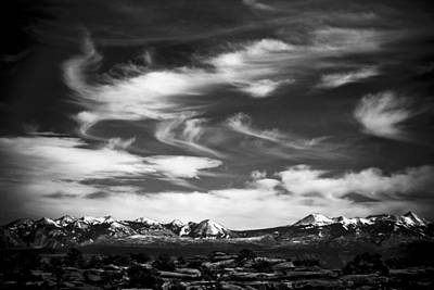 Photograph - Cloud Drama 2 by Marilyn Hunt