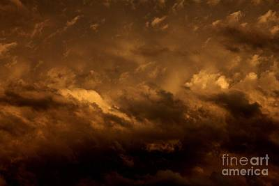 Photograph - Cloud Formations by Erica Hanel