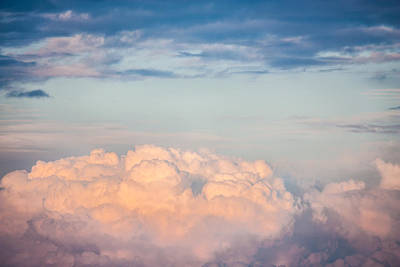 Photograph - Cloud Nine by Semmick Photo
