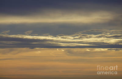 Photograph - Cloud Ribbon by Donna L Munro