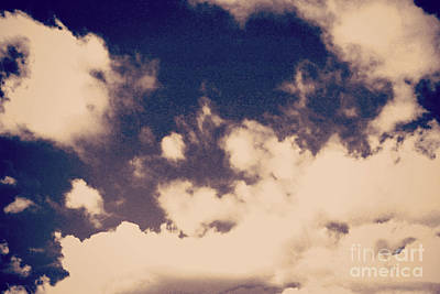 Photograph - Clouds-2 by Paulette B Wright