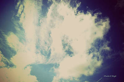 Photograph - Clouds-5 by Paulette B Wright