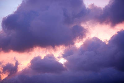 Ashlee Meyer Photograph - Clouds At Sunset by Ashlee Meyer