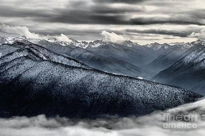 Photograph - Clouds In The Valley by Adam Jewell