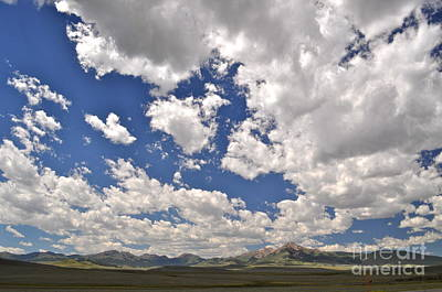 Photograph - Clouds  by Johanne Peale