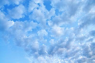 Photograph - Clouds by Larry Ricker